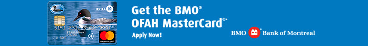 Earn AIR MILES rewards miles with BMO OFAH MasterCard