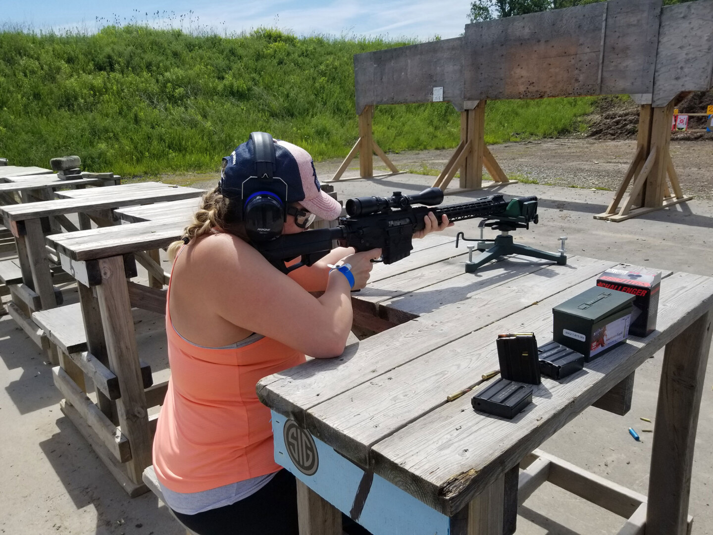 Firearms_Stag_Woman