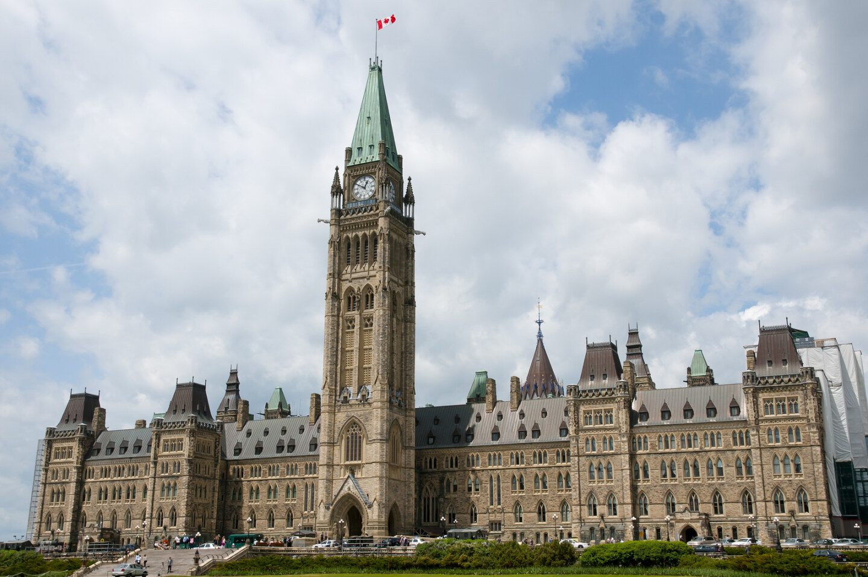 The Parliament – Ottawa City – Canada