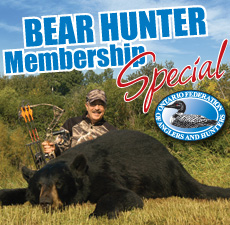 Bear Hunter Membership Campaign