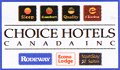 Choice Hotels - minimum 10% discount.