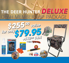 Deer Hunter Deluxe OFAH Membership Package