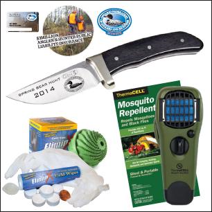 Bear Hunter Membership Package Products