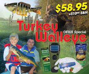 Turkey Walleye Membership Special