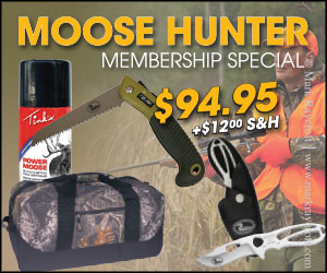 Moose Hunter Membership Ad