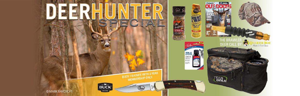 Deer Hunter Promo
