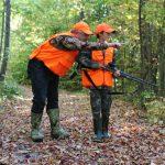 youth mentor apprentice hunter ed