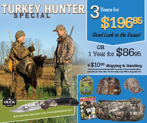 Turkey Hunter Membership Special