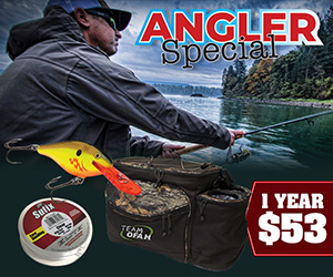 Angler Membership Special - Starting at $53